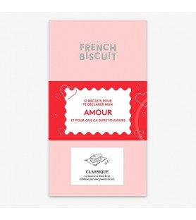 Biscuits natures - Amour -...