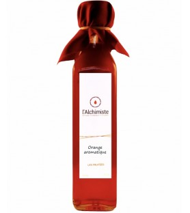 Sirop - Orange aromatique -...