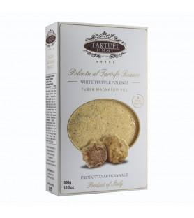 Polenta à la truffe blanche...