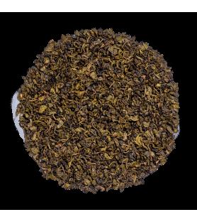 Thé - Thé vert à la menthe...