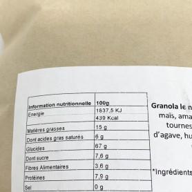 Granola Corse - Le nucciola...