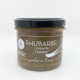 Apéro - Rhubarbe / Oignons...